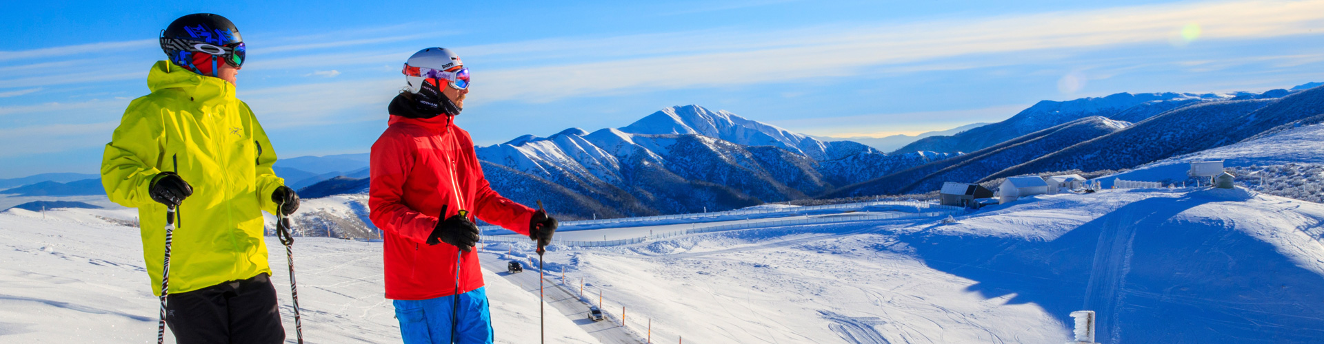 skiing mt hotham