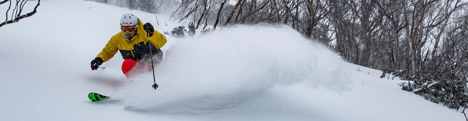 snow boarding hotham