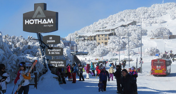 hotham resort entry fees