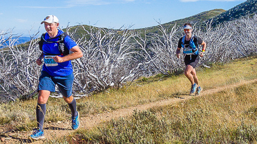 learn about trail running at hotham