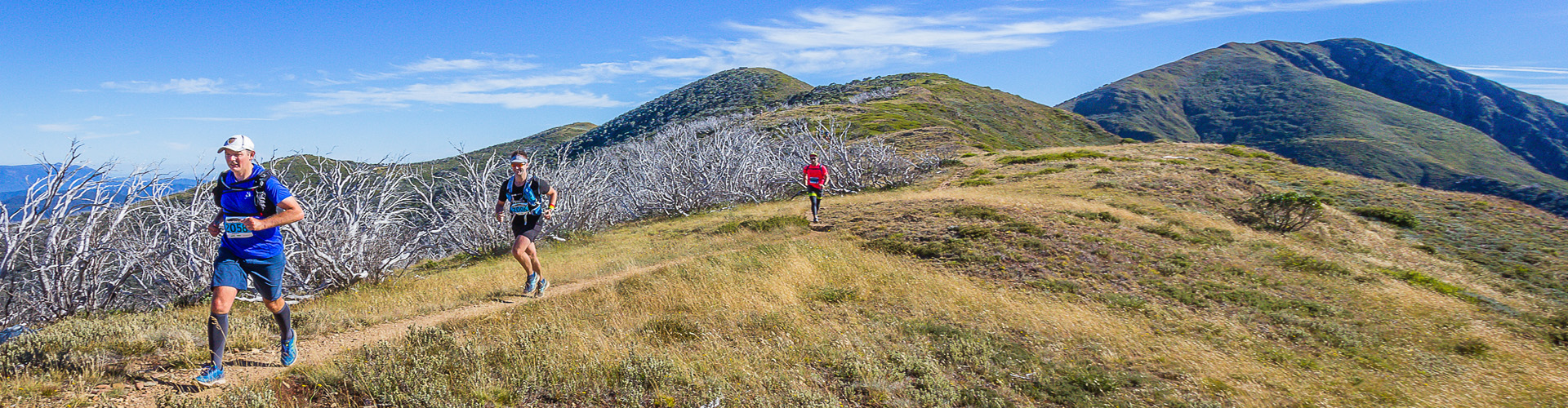 running wild trail running Hotham arrabri ski club