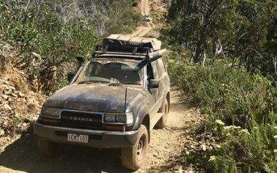 Hotham 4WD Weekends Nov 2018
