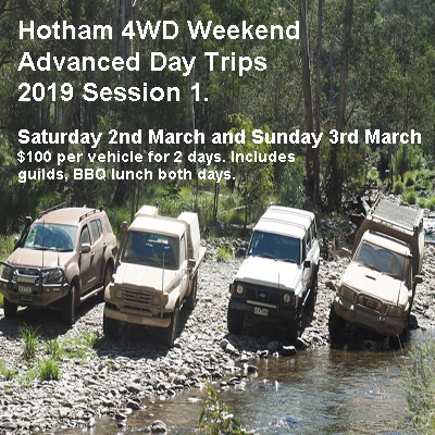Hotham 4WD Weekends 2019 Arrabri Ski Club
