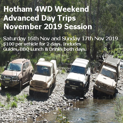guided 4wd trip hotham 2019